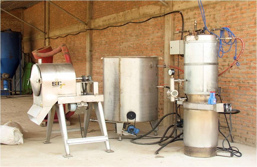 Updraft Gasifier Updraft Gasifier Gasifier