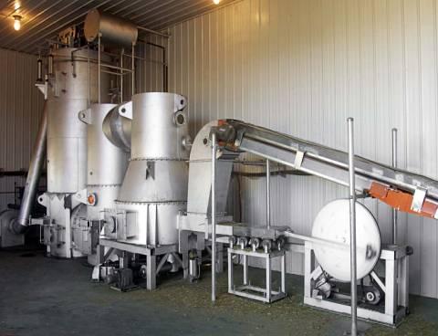 Vidir Biomass Gasifier
