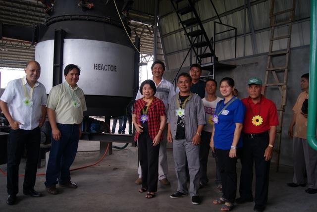 Dinalungan, Aurora Power Plant