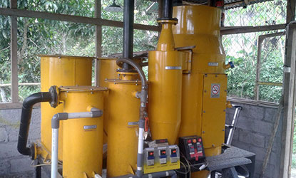 Small And Micro Combined Heat And Power Systems Gasifiers
